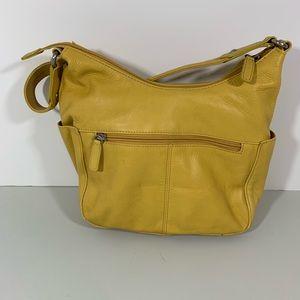 St John's Bay Purse Handbag Genuine Leather